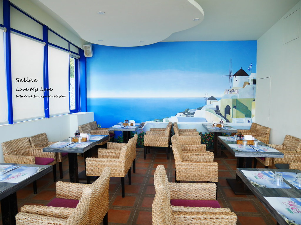 基隆八斗子潮境公園忘幽谷附近海景餐廳希臘天空景觀餐廳 (6)