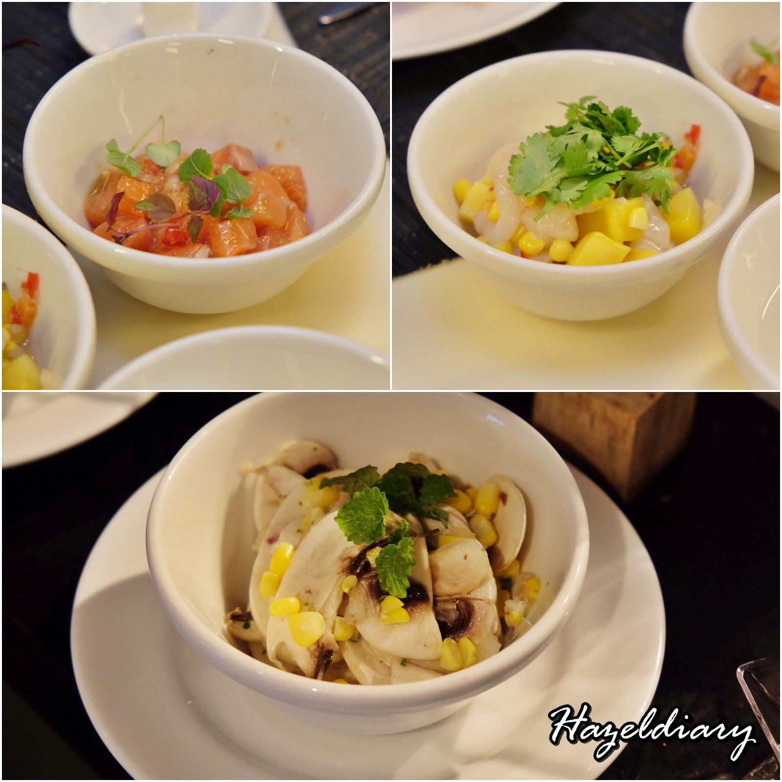 Flavours of Peru-Mandarin Orchard-Peruvian Ceviche