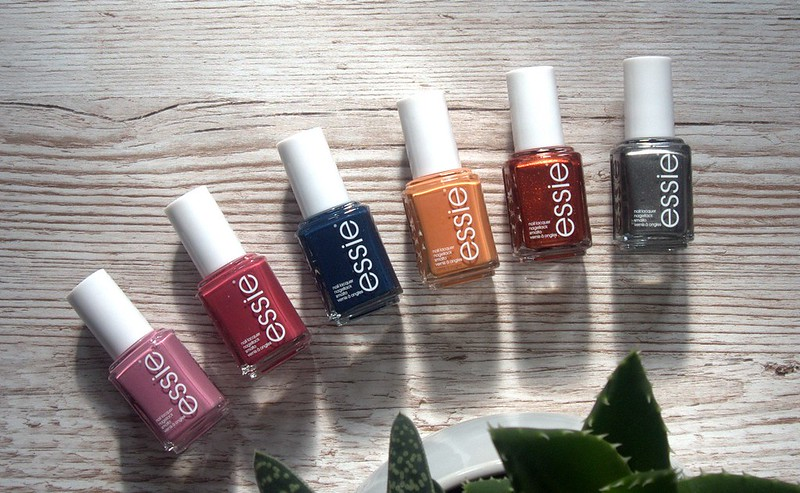 Essie Fall 2018 Swatches