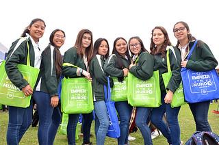 Más de 4800 asistentes, entre estudiantes de 4.° y 5.° año de secundaria y sus padres, participaron del 6 al 8 de setiembre en la Feria de Carreras USIL, evento que se llevó a cabo en el campus Pachacámac...