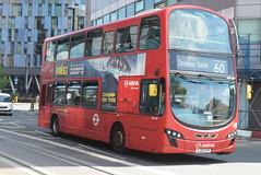 AL DW307 @ West Croydon bus station