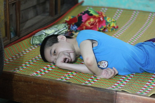 Portrait of Le Thi Lanh