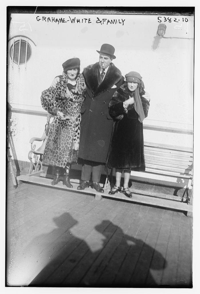 Grahame-White & family (LOC)