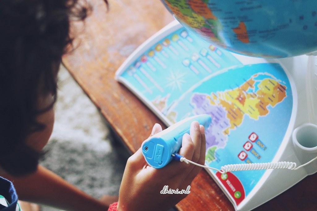 Ontdekt de Wereld