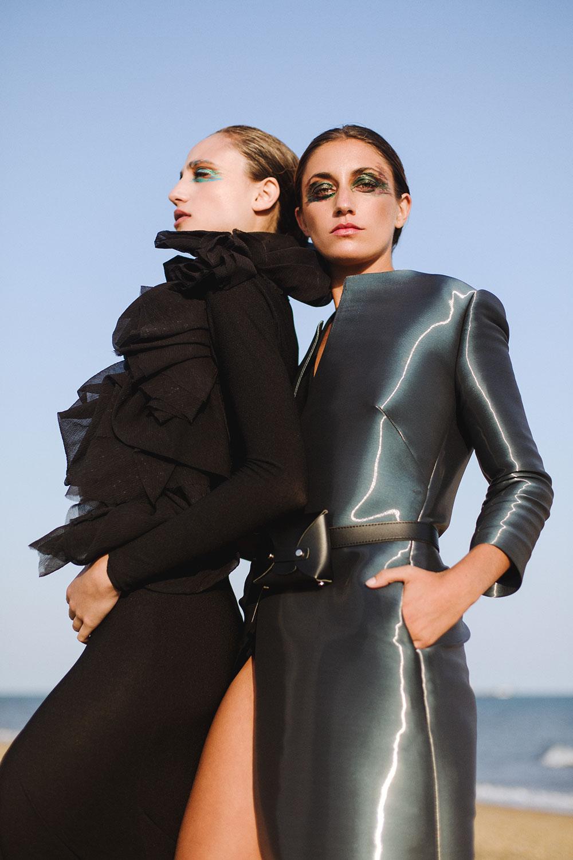 Marina y Adela