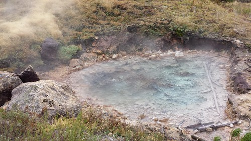 Artist Paintpots, Yellowstone NP