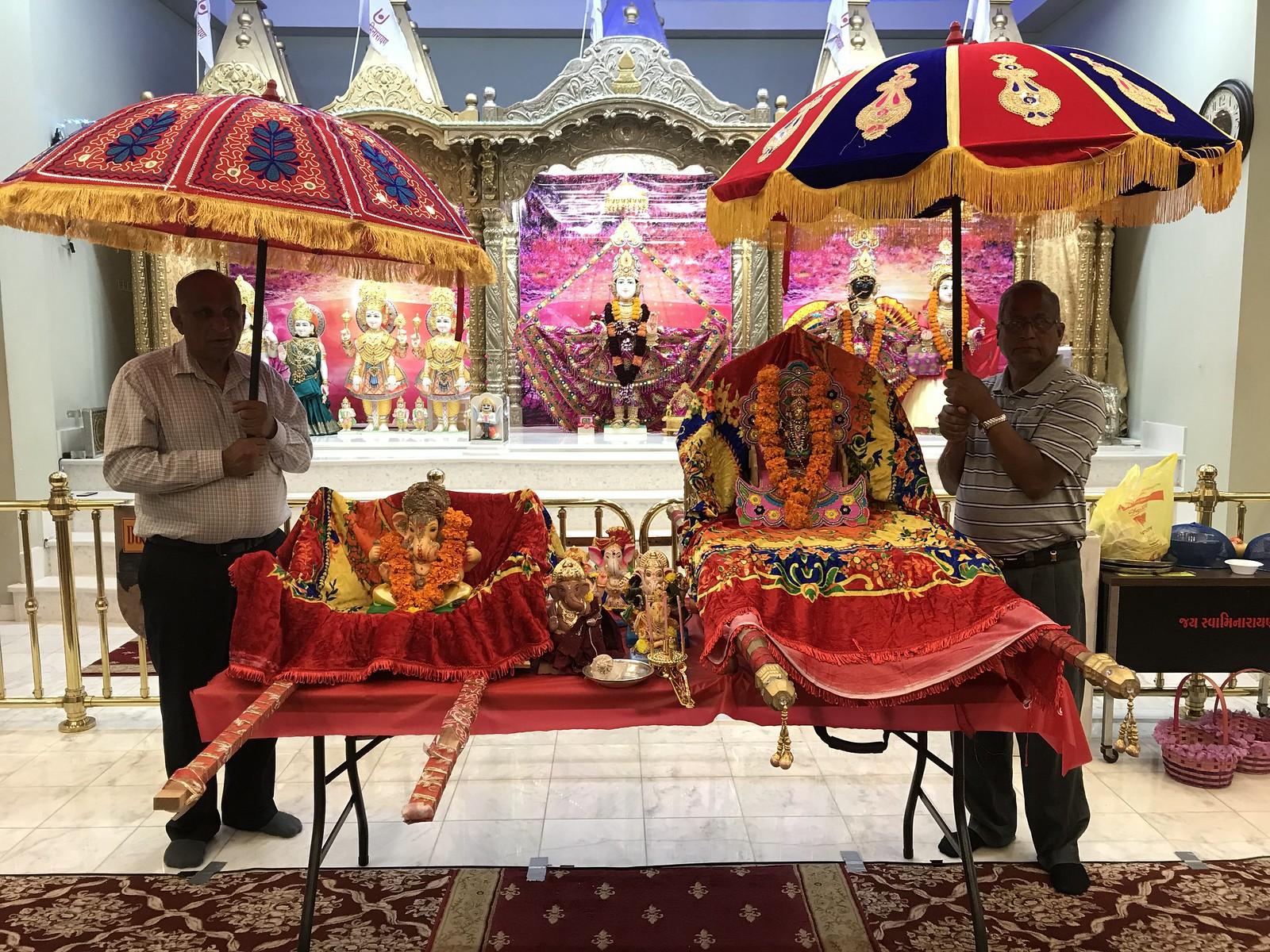 Jal Jilani Ekadashi & Ganesh Visarjan - Parsippany, NJ
