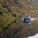 Rhine boat reflections