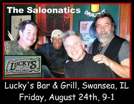 The Saloonatics 8-24-18