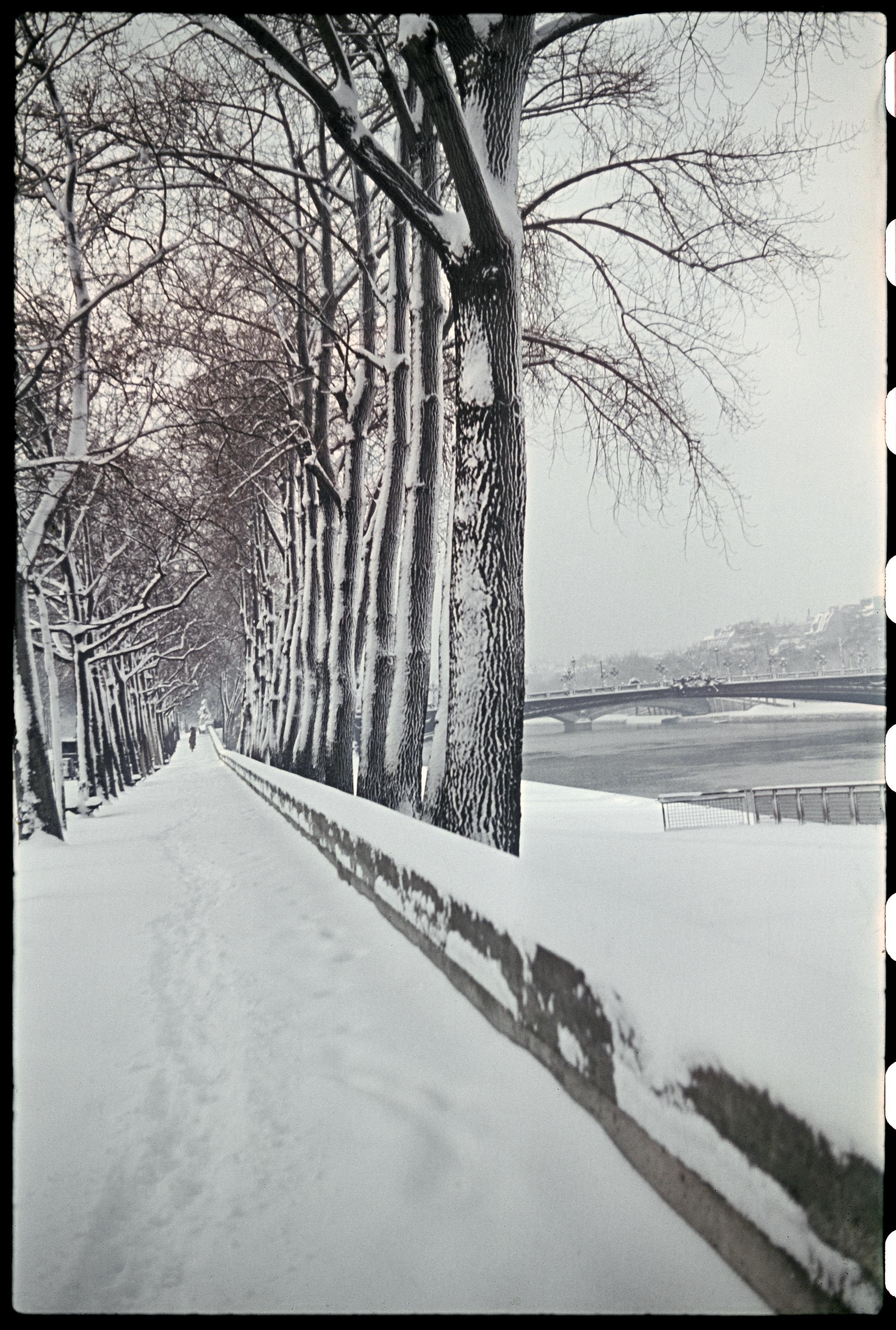 Кур-ла-Рен зимой