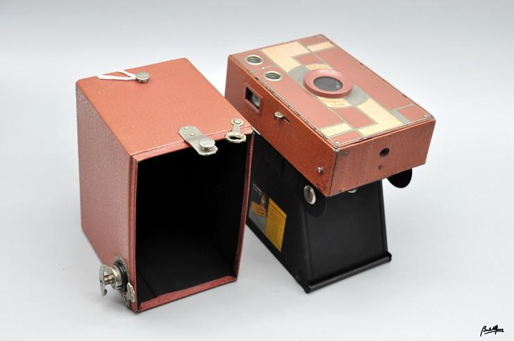 1_DSC8266 Kodak Beau Brownie nº 2A Rose-Pink