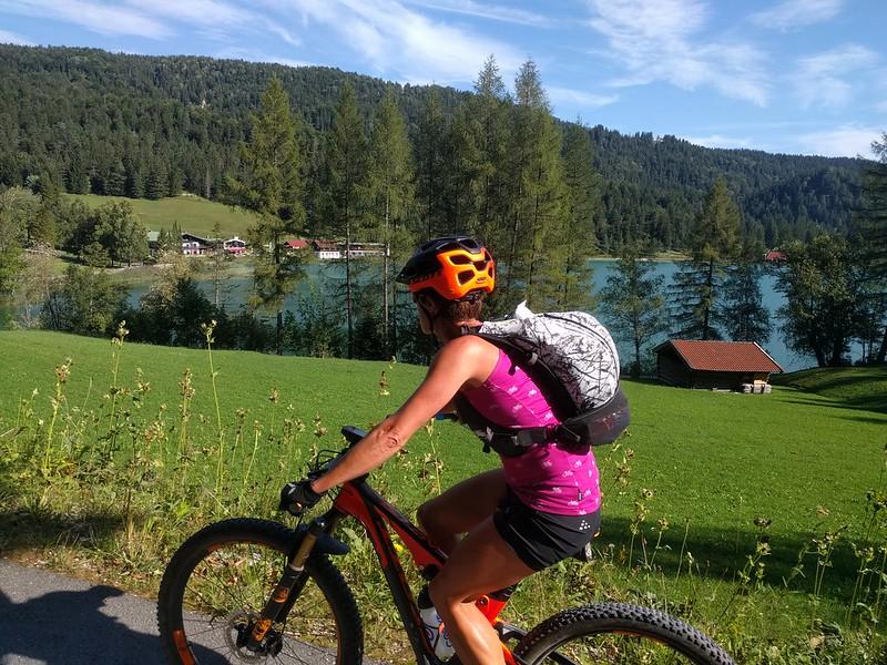 Vacaciones en Alemania: 9 y 10 de Agosto en Mittenwald