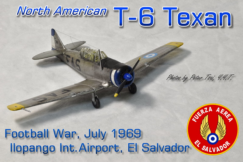 "1/72 T-6 Texan FAS ""Blue 74"""