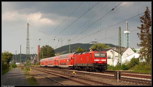 DB 143 114 @ Bad Hönningen