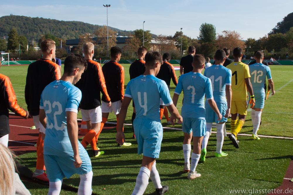 4-Nationenturnier 2018 beim FC Tiengen 08