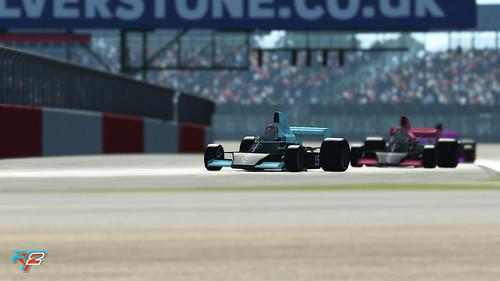 rFactor 2 McLaren M23