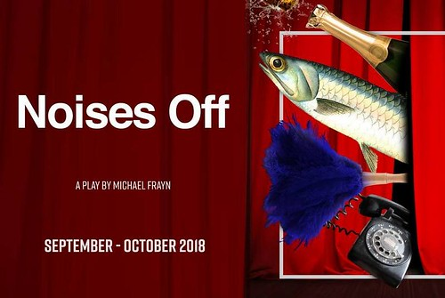 """Noises Off"" by CFCArts Theatre"