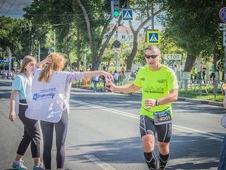 42 километра и 195 метров, Самарский марафон 2018 за 4:00:50. / This was the 2nd Samara Marathon took place on Aug 19th, 2018. #самарскиймарафон #марафонец #бегупотомучтолюблю #марафон #42км #samararun #SamaraMarathon #marathoning #trackandfield #athletic | by valerian.kadyshev