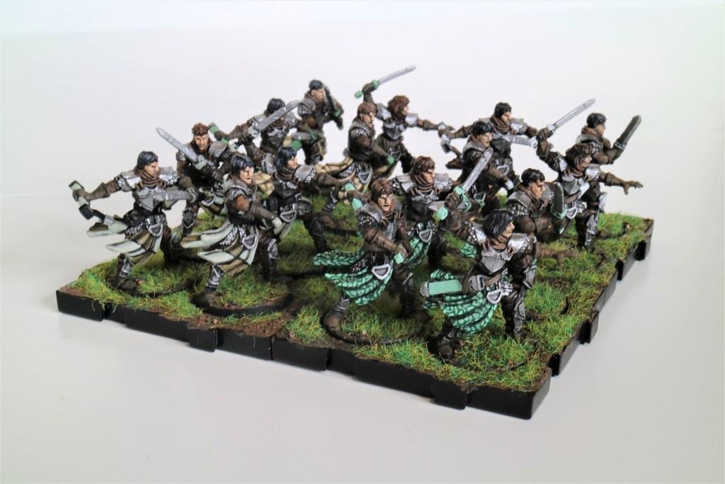 Runewars Miniatures Outland Scout Unit