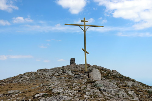 Mount Chatyr-Dag, Peak Eklizi Burun, 2018.07.05 (06)