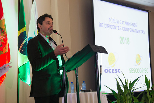 Fórum dos Dirigentes Cooperativistas - 30 e 31.08.18