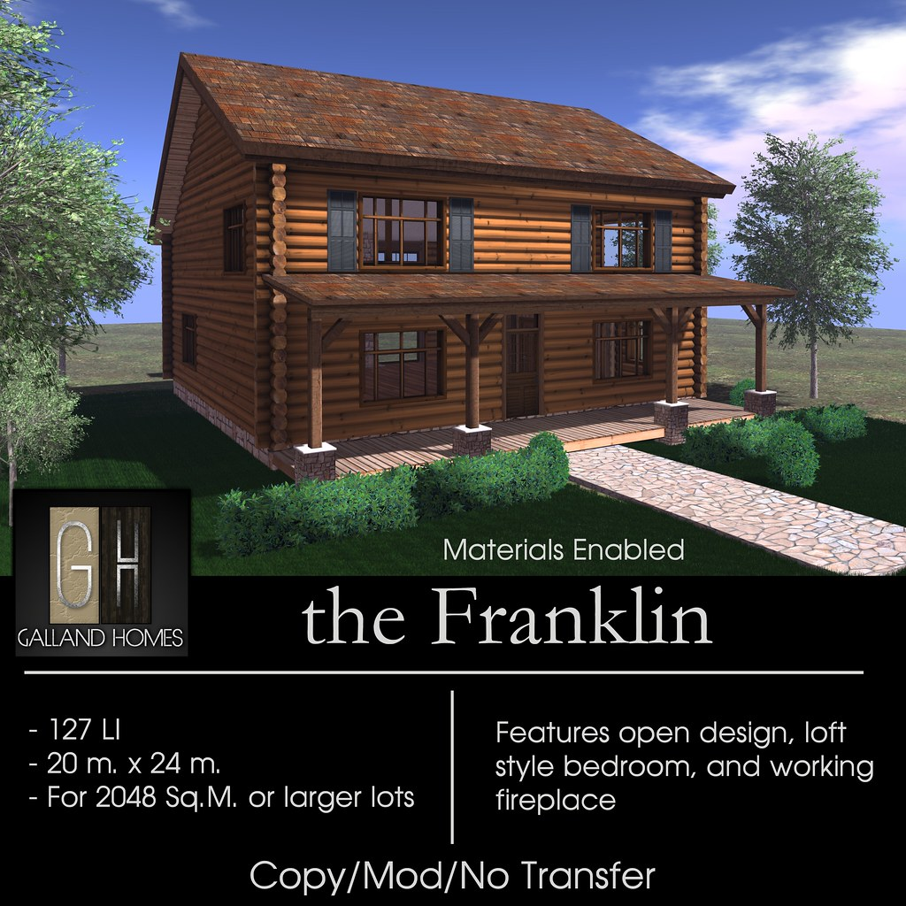 Franklin by Galland Homes