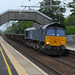 DRS 66304 6K20 Winchburgh Jn to Millerhill S.S.
