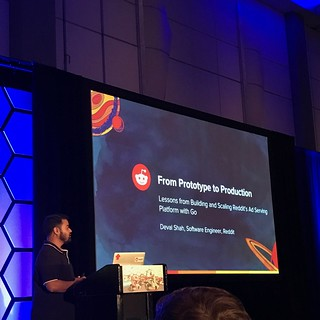 GopherCon 2018 From Prototype to Production
