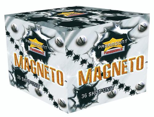 Magneto 36 Shot Fireworks Cake #EpicFireworks