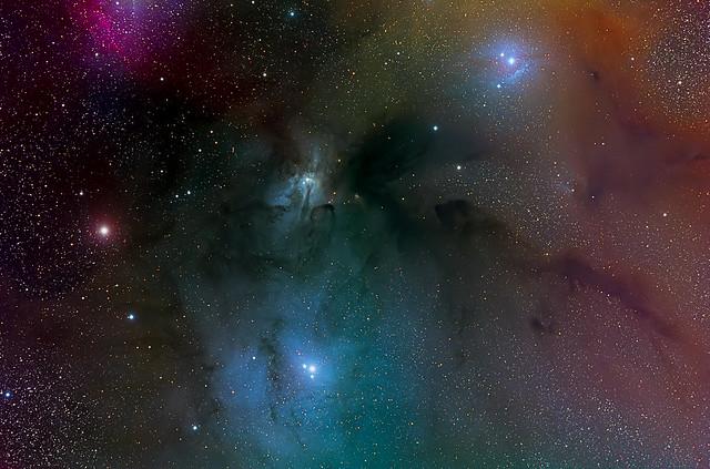 IC 4603 Nebula