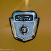 Ford Pick up 1953 bonnet badge