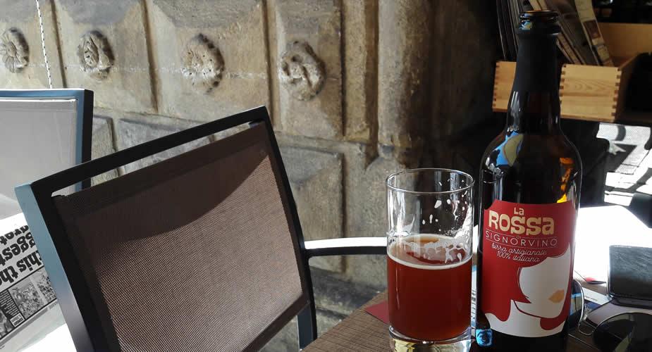Bologna bezienswaardigheden: craft beer La Rossa, Bologna | Mooistestedentrips.nl