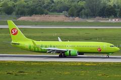 S7 - Siberia Airlines