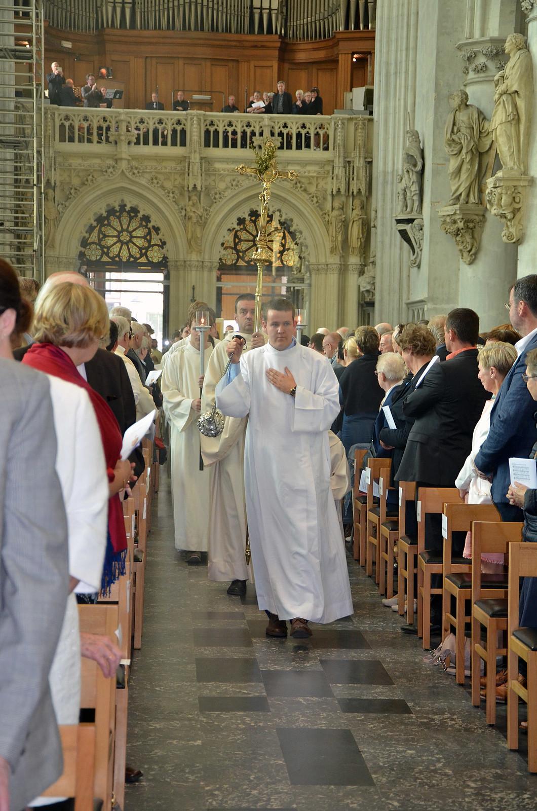Bisschopswijding Koen Vanhoutte 02 september 2018