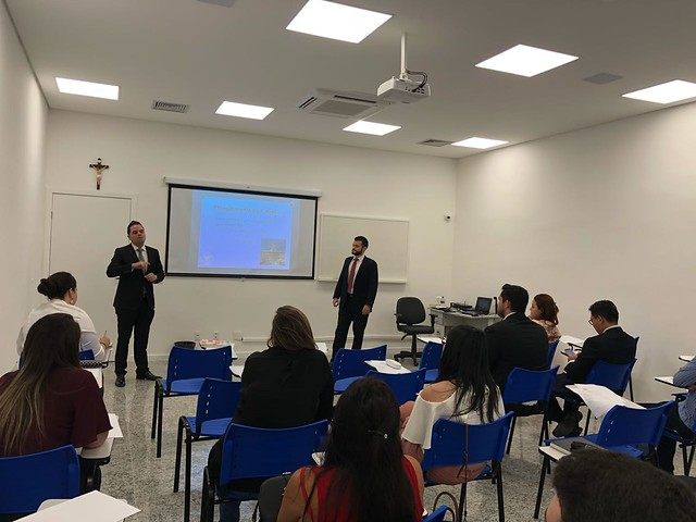 Palestra Formação do Jovem Advogado - Novos Clientes, Gestão e Carreira 29-08-2018
