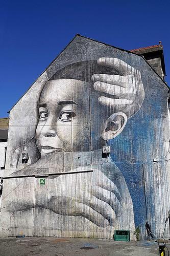 Street Art, Thornton Heath, London