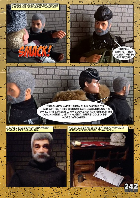 BAM2272 Presents - An Old Face Returns! Chapter Fiftenn - Secret Order 1984 42745978870_376647cab0_c
