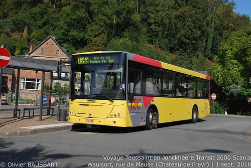 Autobus Toussaint 564118 - Ligne 154a
