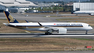 Singapore A350-941ULR msn 223