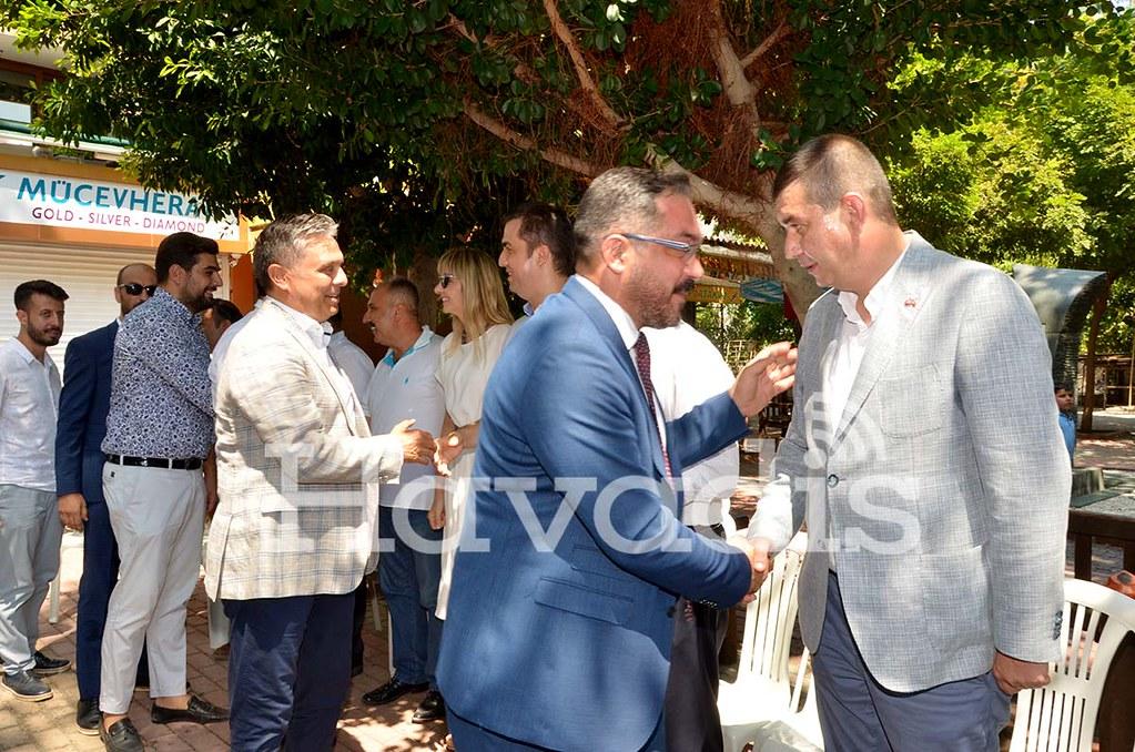 Sefa Çorbacı, Mustafa Türkfdoğan