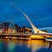 Samuel Beckett Bridge Dublin by K.H.Reichert [ not explored ]