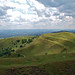 The southern spur of the British Camp, the Malvern Hills. Worcestershire.