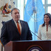 July 20, 2018 - 12:12pm - Ambassador Haley introduces Secretary of State Pompeo at the U.S. Mission to the UN, July 20, 2018