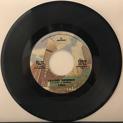 10CC:I'M NOT IN LOVE(RECORD SIDE-B)