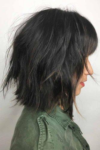 WEAR A LOB HAIRCUT 2019-New Styles Non-Boring For Women 8