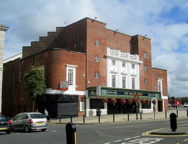 The Regal Moon, Rochdale