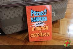 """Projeto Literário: """"A Droga da Obediência"""" do autor Pedro Bandeira"""