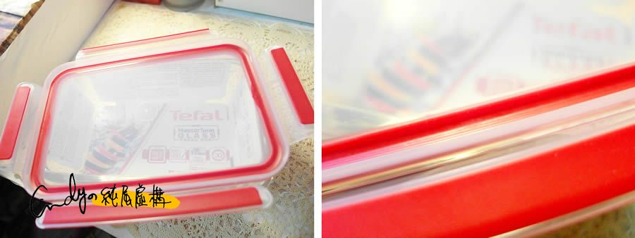 Tefal法國特福玻璃保鮮盒