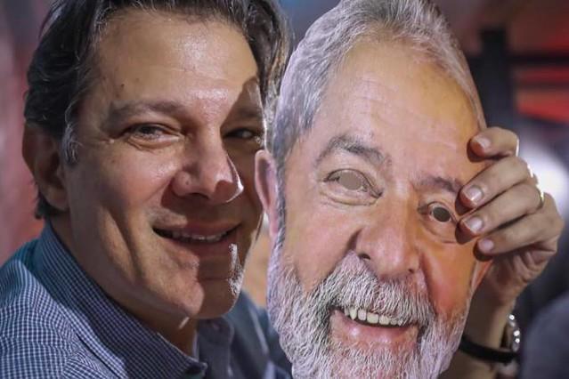 Se é fato que o herdeiro preferencial é Fernando Haddad nem por isso é razoável supor que seja herdeiro único. - Créditos: Ricardo Stuckert