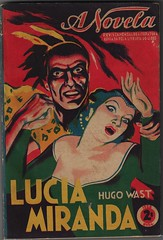 Pulp A Novela (Brazil) Art Deco 1937